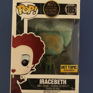 Iracebeth-Patina Disney-Funko Pop-#185